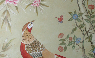 Chinoiserie Wallpaper Canada