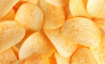 Chips Wallpaper