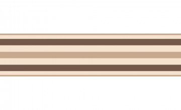 Chocolate Brown Wallpaper Border