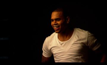 Chris Brown Desktop Wallpaper