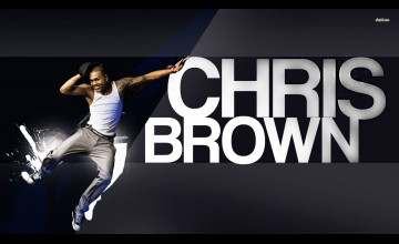 Chris Brown Wallpaper