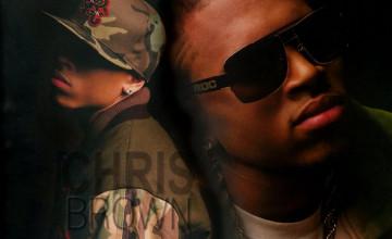 Chris Brown Wide Wallpaper