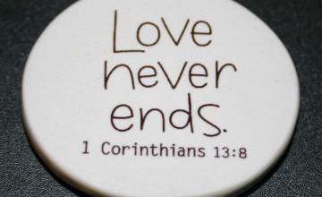Christian Love Wallpaper