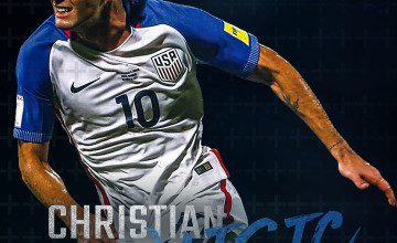 Christian Pulisic Wallpapers