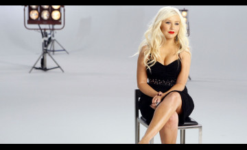 Christina Aguilera Wallpaper HD