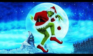 Christmas Computer Grinch Wallpapers