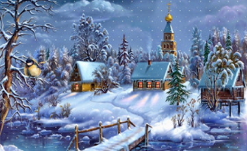 Christmas Desktop Wallpaper Free Download