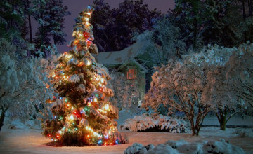 Christmas Desktop Wallpapers 1024X768