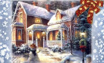 Christmas Free Wallpapers