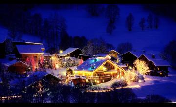Christmas HD Widescreen Wallpaper 1920x1080