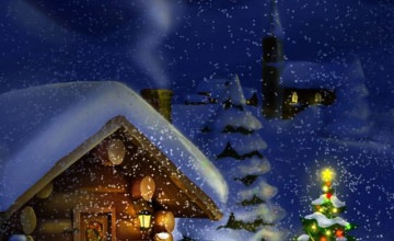 Christmas North Pole Wallpapers