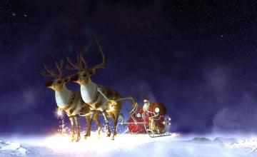 Christmas Screensavers And Wallpaper