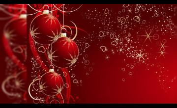Christmas Themed Desktop Wallpaper