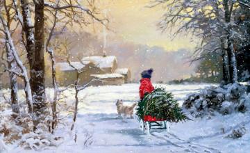 Christmas Wallpaper 1680X1050