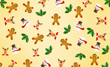 Christmas Wallpaper Patterns