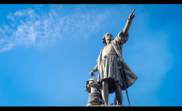 Christopher Columbus Wallpapers
