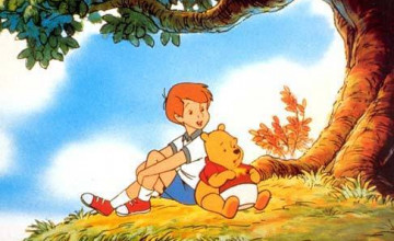 Christopher Robin Wallpapers