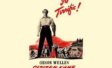 Citizen Kane Wallpaper