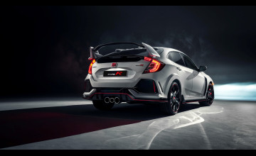 Civic Type R Wallpapers