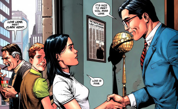 Clark Kent And Lois Lane Wallpapers