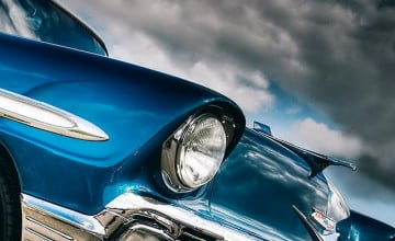 Classic Car iPhone Wallpapers
