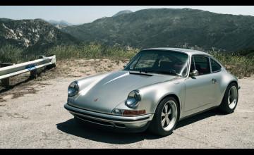 Classic Porsche Wallpaper