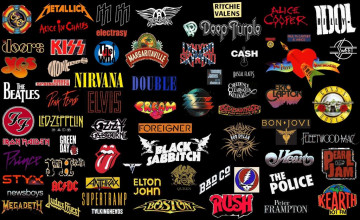 Classic Rock Album Covers Wallpaper