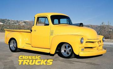 Classic Trucks Wallpapers