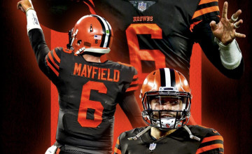 Cleveland Browns Baker Mayfield Wallpapers