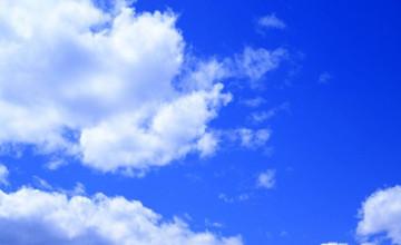 Cloud Desktop Wallpaper