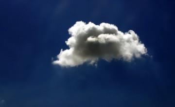 Cloud Wallpaper Border