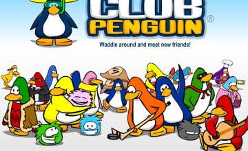 Club Penguin Wallpapers