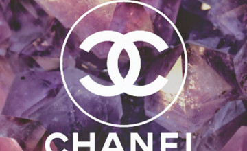 Coco Chanel iPhone Wallpaper