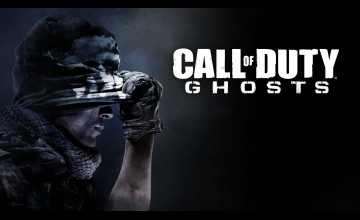 COD Ghost Wallpaper HD