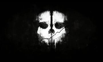 Cod Ghost Wallpaper