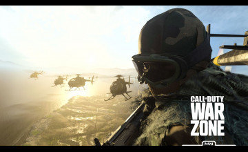 CoD Warzone Desktop Wallpapers