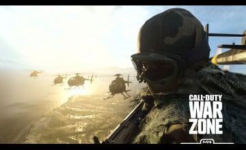 CoD Warzone Desktop Wallpapers