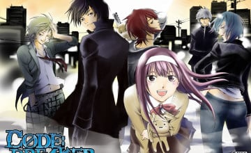 Code Breaker Wallpaper
