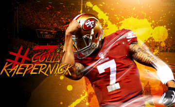 Colin Kaepernick 49ers Wallpaper