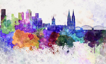 Cologne Background