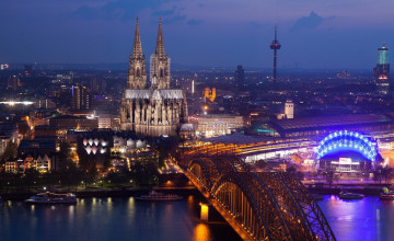 Cologne Wallpaper