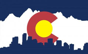 Colorado Flag Desktop Wallpaper