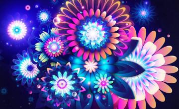 Colorful Computer Wallpaper Designs