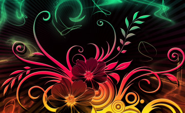 Colorful Desktop Wallpaper Designs