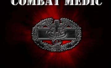 Combat Medic Wallpaper