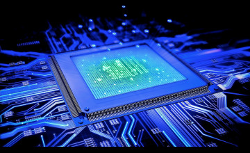 Computer Tech Wallpaper