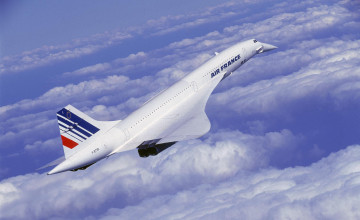 Concorde Background