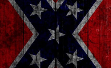 Confederate Flag Wallpaper for iPhone