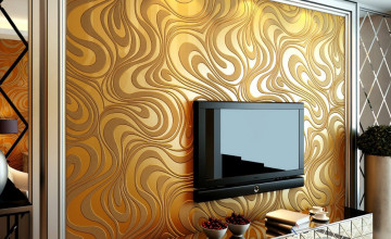 Contact Paper Over Wallpaper