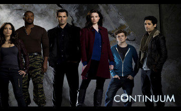 Continuum Wallpaper TV Show